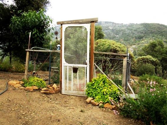 The Ranch Gate Garden